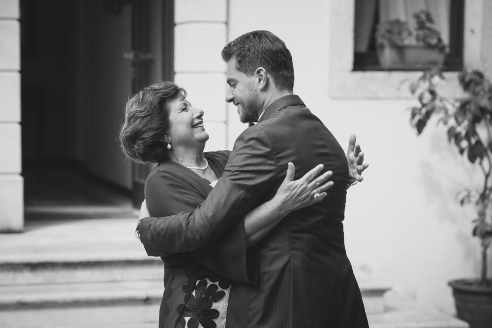 Fotografia di Matrimonio - Touch to Feel
